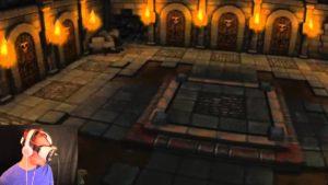 HeroBound VR Game Screenshot image description