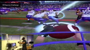 VR Sports Training image description