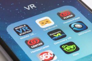 VR Apps image description