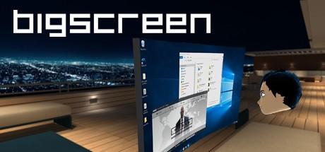 bigscreen beta avatar at large desktop