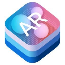 arkit by apple logo image description